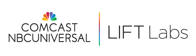 Comcast NBCUniversal LIFT Labs Logo