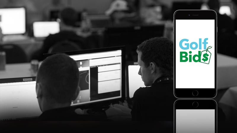 GolfBids App Now Available Thanks To Support From NBCUniversal Hackathon