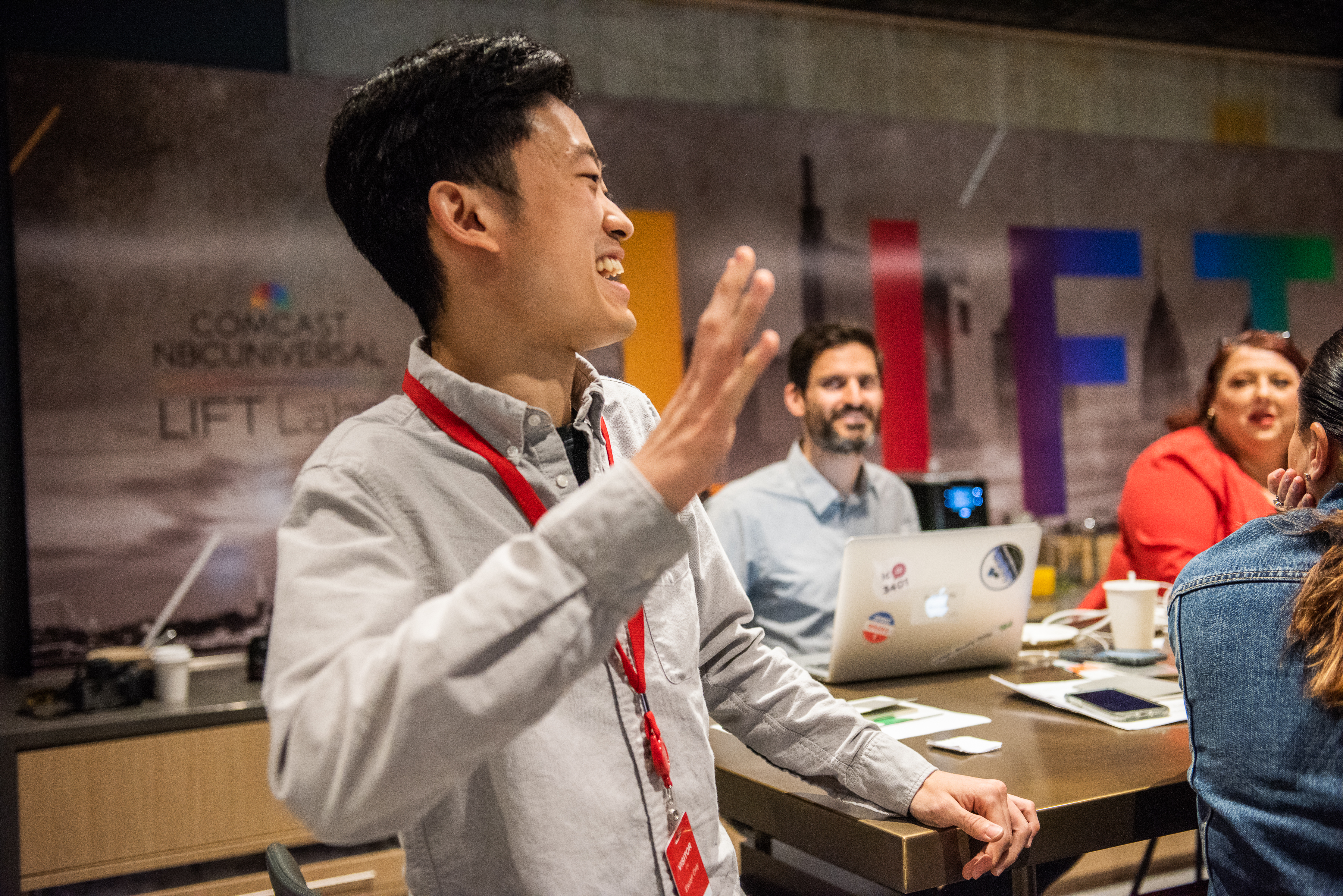 Next Gen Summit Brings Early Stage Founders — and Their Infectious Energy — to LIFT Labs PHL